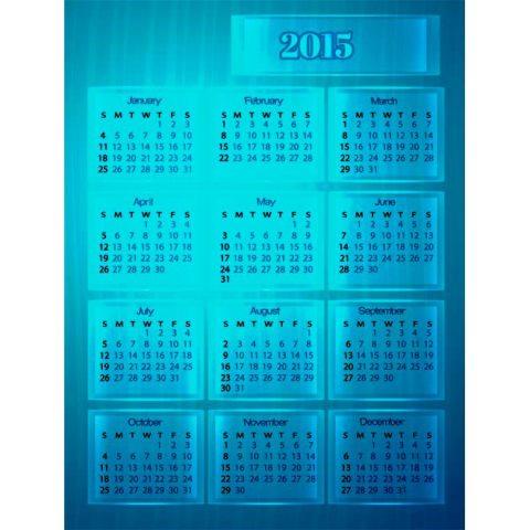 Turquoise-background-2015-Vector-calendar-Kalender-2015-Desain-Unik-Jpg-Printable-dan-Template-Free-Download