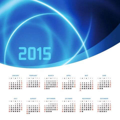 Vector-blue-shiny-header-2015-Vector-calendar-template-Kalender-2015-Desain-Unik-Jpg-Printable-dan-Template-Free-Download