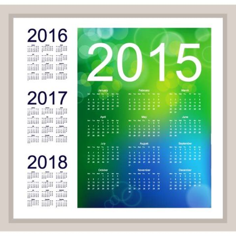 abstract-glowing-green-and-blue-background-2015-vector-calendar-Kalender-2015-Desain-Unik-Jpg-Printable-dan-Template-Free-Download