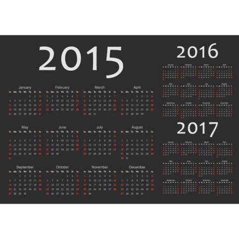 black-background-with-red-text-2015-Vector-calendar-Kalender-2015-Desain-Unik-Jpg-Printable-dan-Template-Free-Download