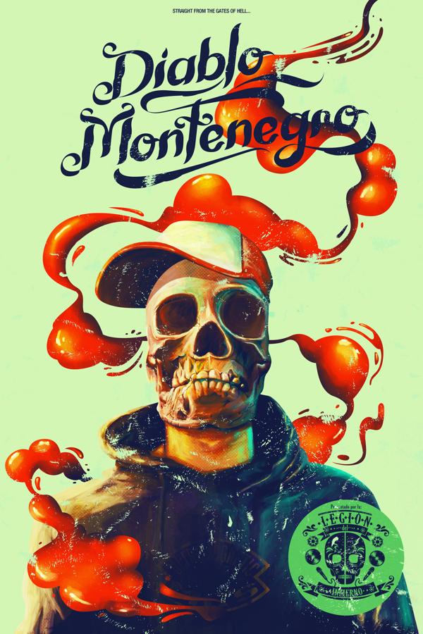 25 Contoh Poster Keren dengan Desain Modern - Poster-Keren-Desain-Modern-Impale-The-world