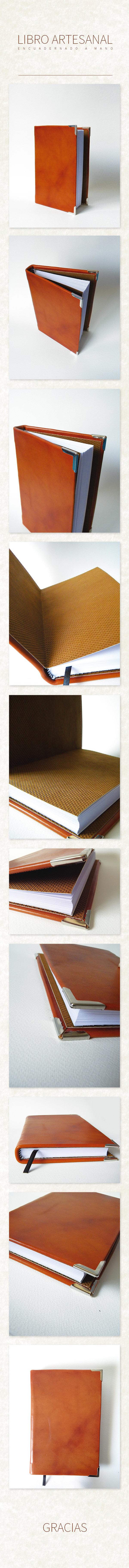 Contoh Buku Agenda Desain Cantik untuk Corporate - Desain-Buku-Agenda-Libro-artesanal-1