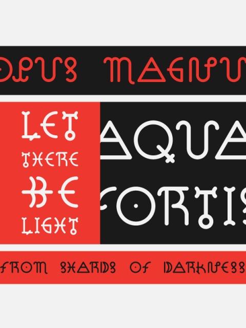 30 Koleksi Font Terbaik untuk Desain - Inquit Free Display Font