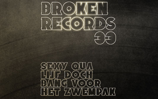 43 Font Graffiti Free Download - Broken Records Grafiti Font