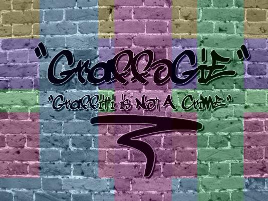 43 Font Graffiti Free Download - Graffogie Grafiti Font
