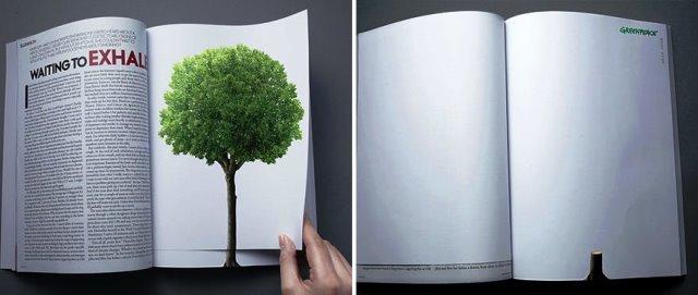 Iklan Layanan Masyarakat Paling Mengena - Iklan-kampanye-pelestarian-hutan