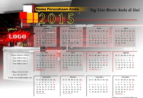Kalender-2015-Indonesia-Design_08_Blends1