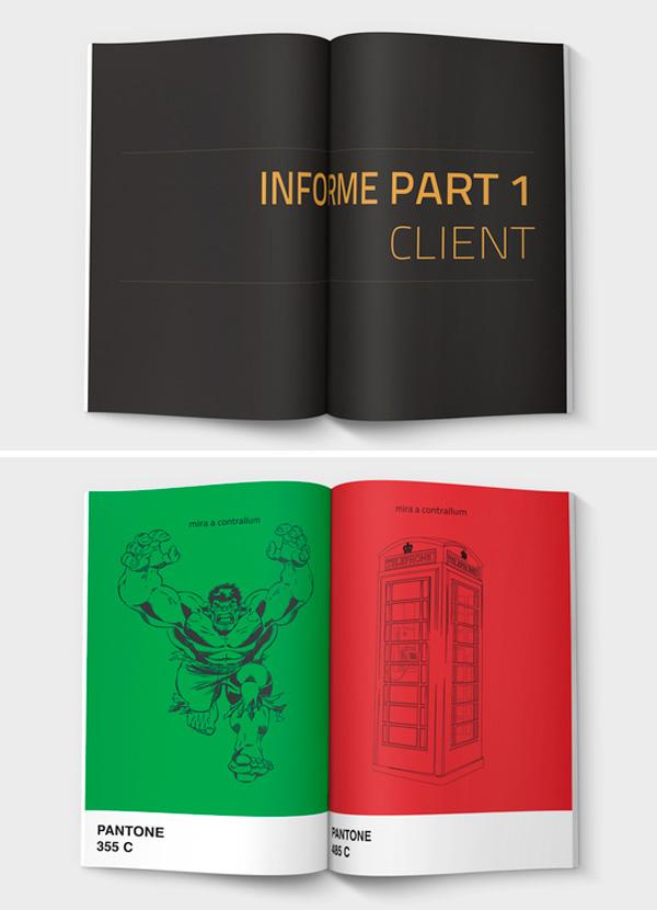 Brosur Desain Inspiratif dan Cantik agar Promosi Bisnis