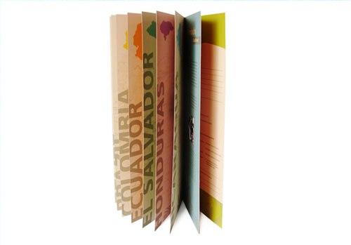 Contoh Desain Brosur untuk Corporate Identity - Adopt-a-rainforest-Brochure-didesain-oleh-Wade-Keller-Contoh-Brosur-untuk-Corporate-Identity
