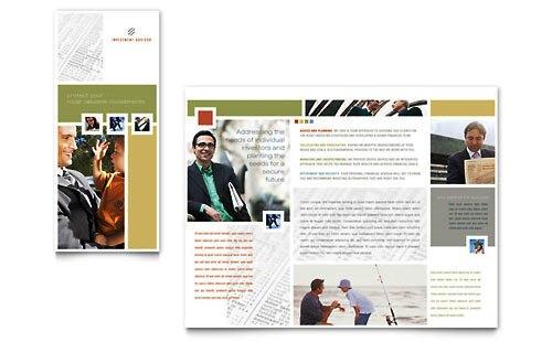 36 Contoh Desain Pamflet dan Brosur Jasa Keuangan - Brochure & Pamphlet Design-Jasa-Ahli-Penasihat-Keuangan