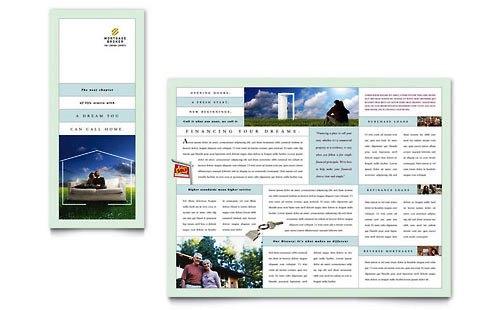36 Contoh Desain Pamflet dan Brosur Jasa Keuangan - Brochure & Pamphlet Design-Pegadaian