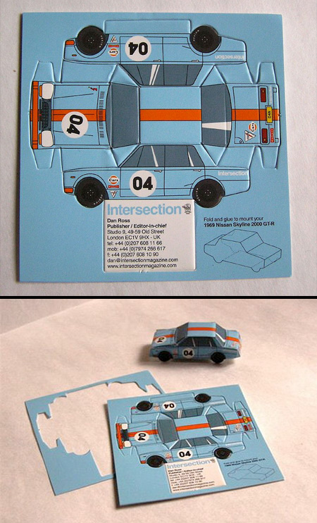 17 Kartu Nama Bisnis Desain Modern - Desain-Kartu-Nama-Bisnis-Desain-Modern-Mobil-Mainan