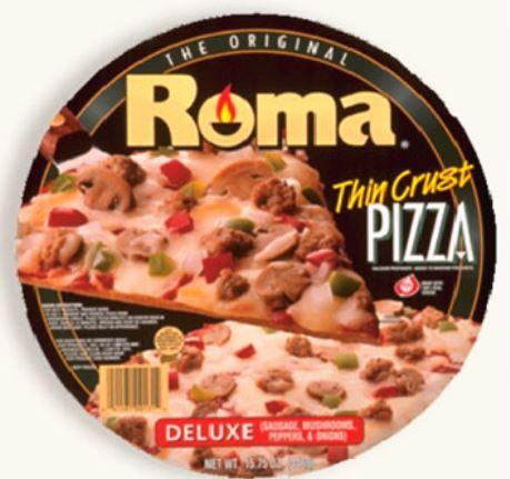 Desain Kemasan Pizza Unik Menarik Inspiratif - Gambar-Foto-Desain-Box-Kemasan-Pizza-berbentuk-bulat-sederhana-mirip-kemasan-biskuit