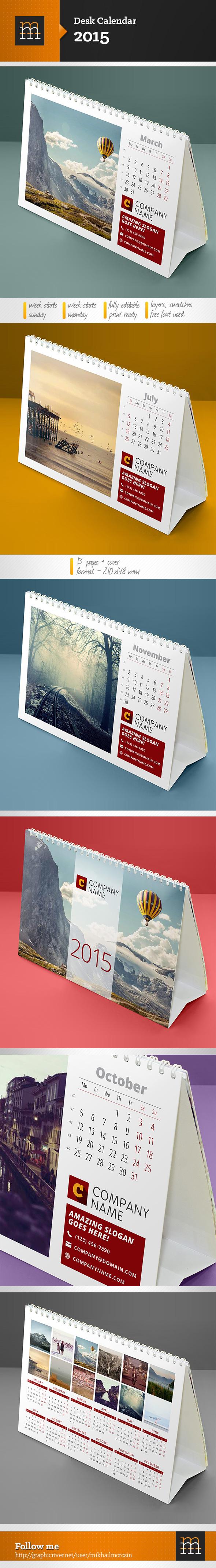 Template Kalender Meja - Kalender-Meja-2015-01-Morosin