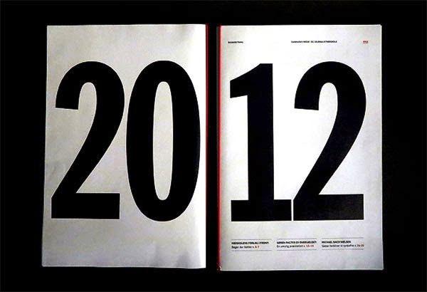Contoh Gambar Desain Laporan Tahunan