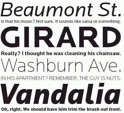 Font Tipografi Berkualitas Untuk Desain Korporasi