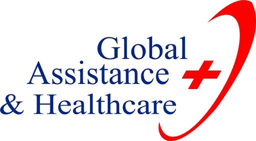 Download logo berformat vector - Logo Global Assistance Healthcare
