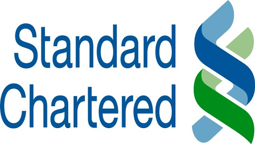 Download Logo Vector Aqua Danone Standard Chartered