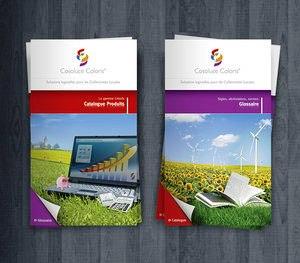 Contoh Desain Brosur untuk Corporate Identity - Pocket-Product-Catalogues-Brochure-didesain-oleh-matieregrise-Contoh-Brosur-untuk-Corporate-Identity