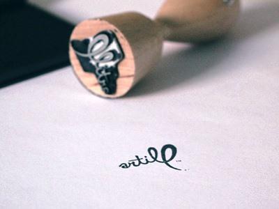 ... Contoh Desain Stempel Cantik - Stempel-Cantik-Desain-Oleh-Artill-Stamp