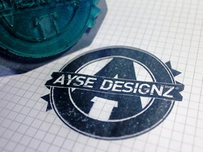 Contoh Desain Stempel Cantik