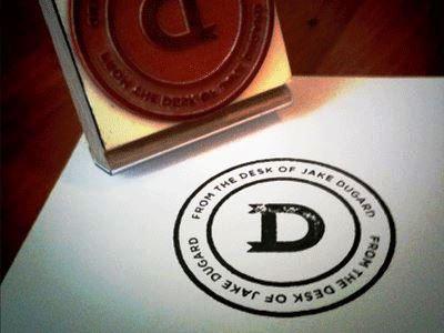 24 Contoh Desain Stempel Cantik - Stempel-Cantik-Desain-Oleh-Jake-Dugard