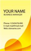 Template Kartu Nama Vector Gratis Download - template-kartu-nama-10