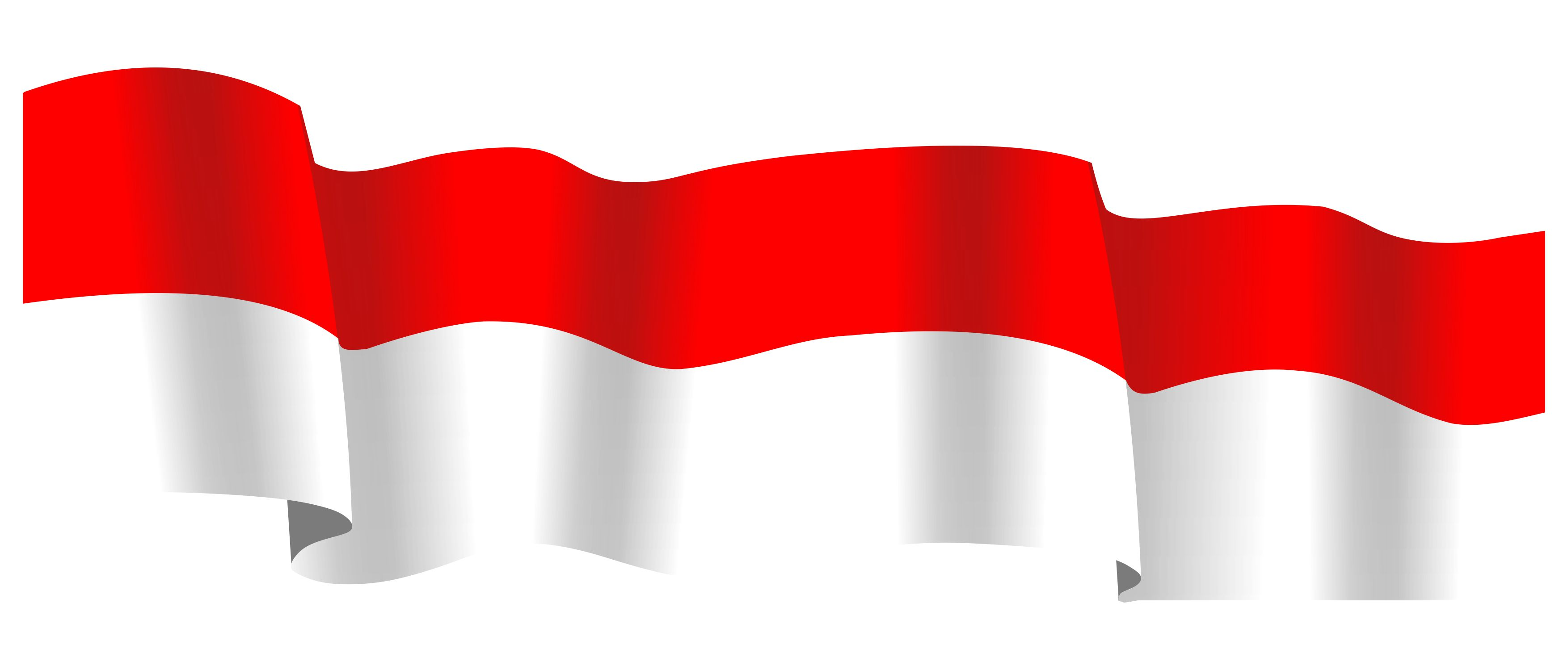 Bendera Merah Putih Vector Corel Draw Indonesian Flag Red White Desain ...