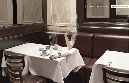 33 Contoh Poster Kesehatan tentang Anti Rokok No smoking - cigarettes-smoke-people