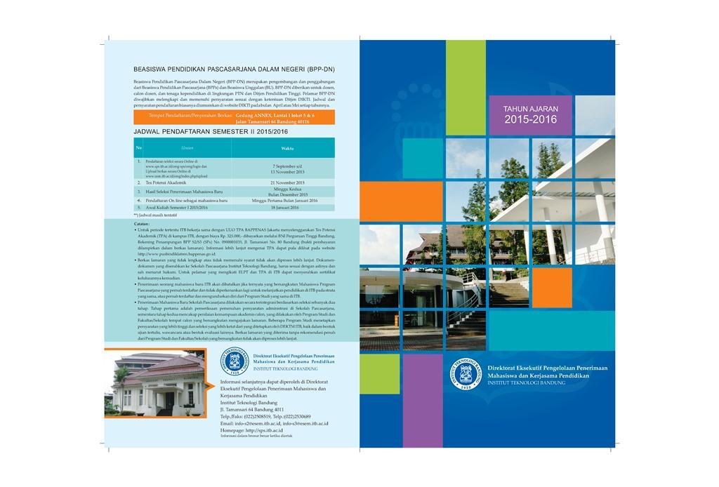 7 desain brosur perguruan tinggi terbaik indonesia