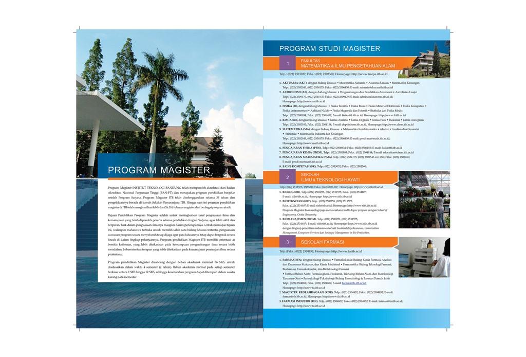 7 Desain Brosur Kampus Universitas Terbaik di Indonesia
