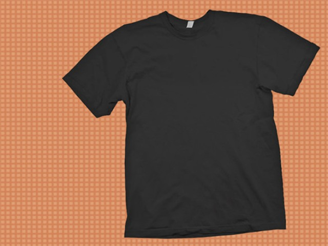 15 Desain Kaos Free Download Template