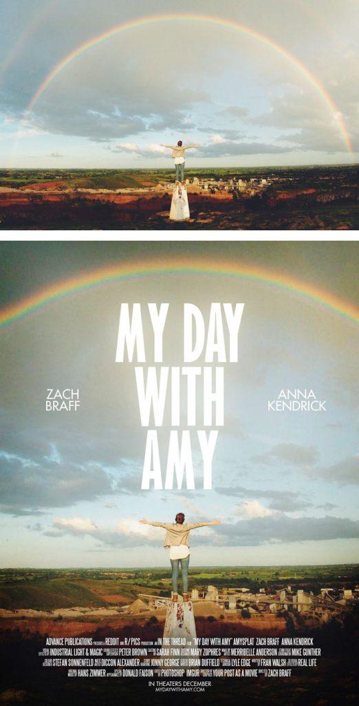 Desain Poster Film dari Foto Biasa 09