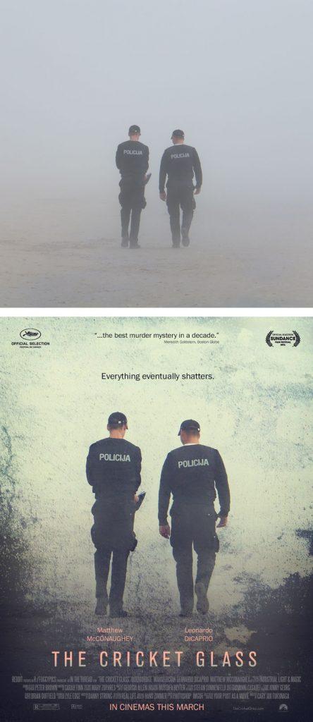 Desain Poster Film dari Foto Biasa 14