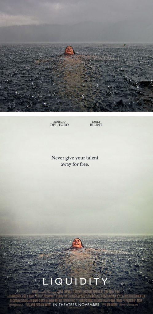 Desain Poster Film dari Foto Biasa 40