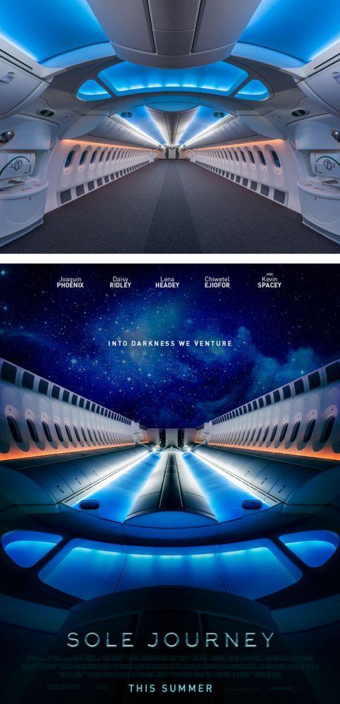 Desain Poster Film dari Foto Biasa 44