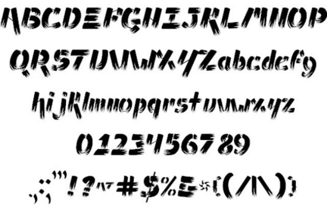 Memasukkan Font Ke Corel Draw & Photoshop | Adittya Regas