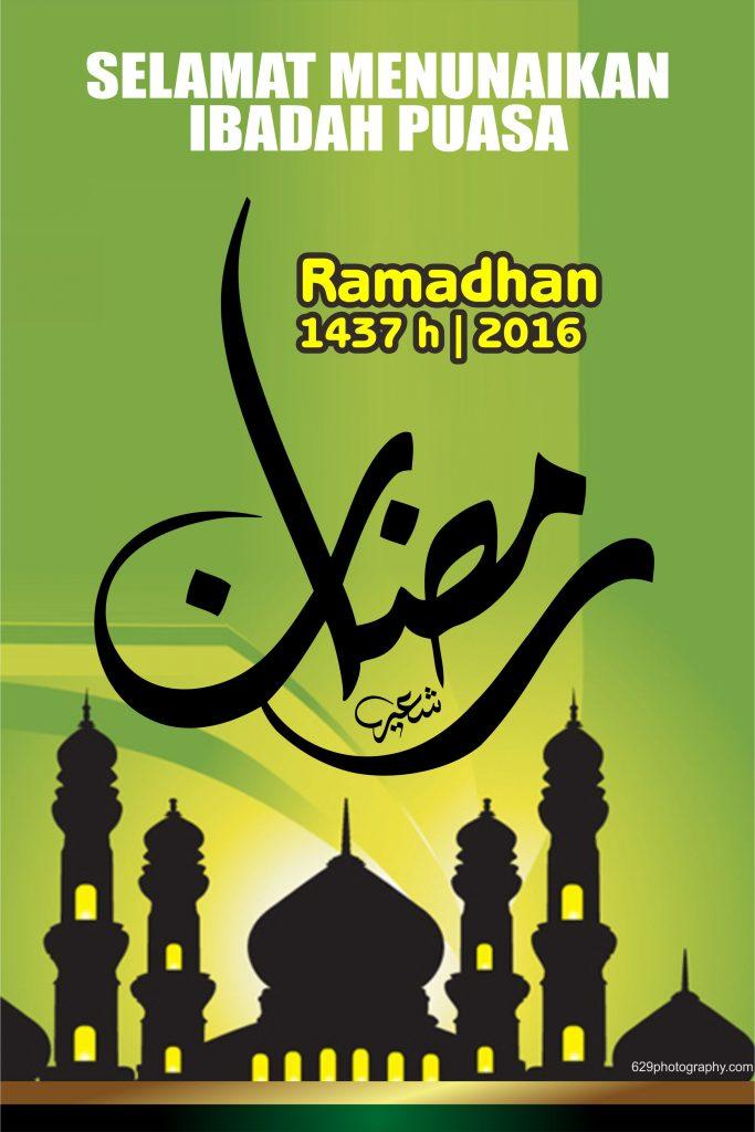 Contoh Banner Ramadhan Cdr #9  Contoh O