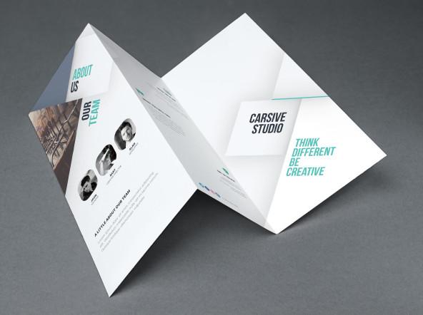Cara mendesain brosur agar tampil unik dan menarik