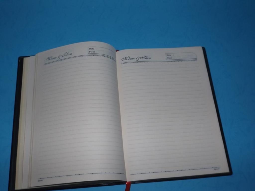 Buku Agenda Classic Diary 2018 Blangko Katalog TH