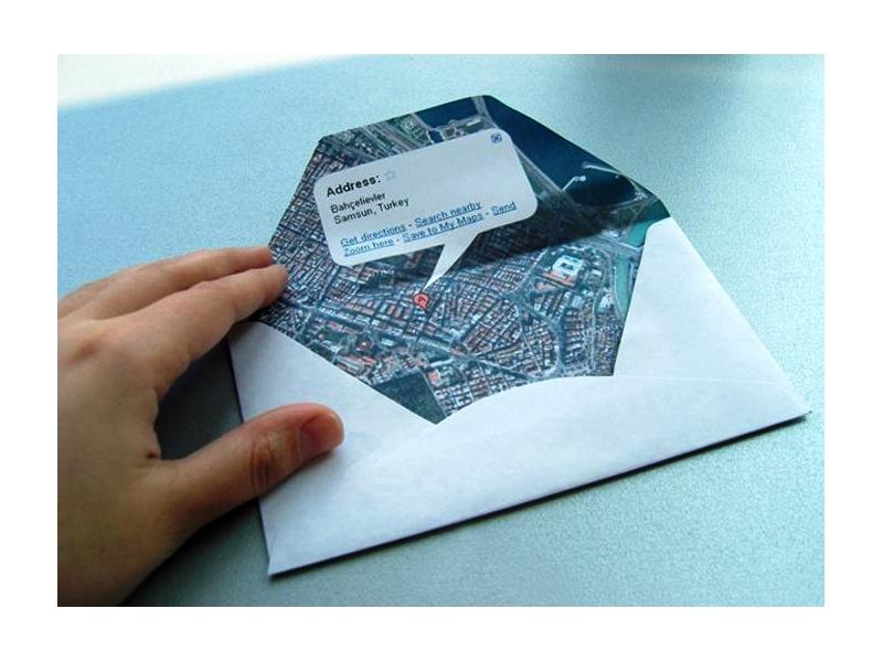 Amplop Surat Download Template Free dan Premium