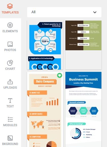 Create Fantastic Infographyc