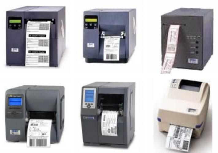 Datamax Barcode Label Printing