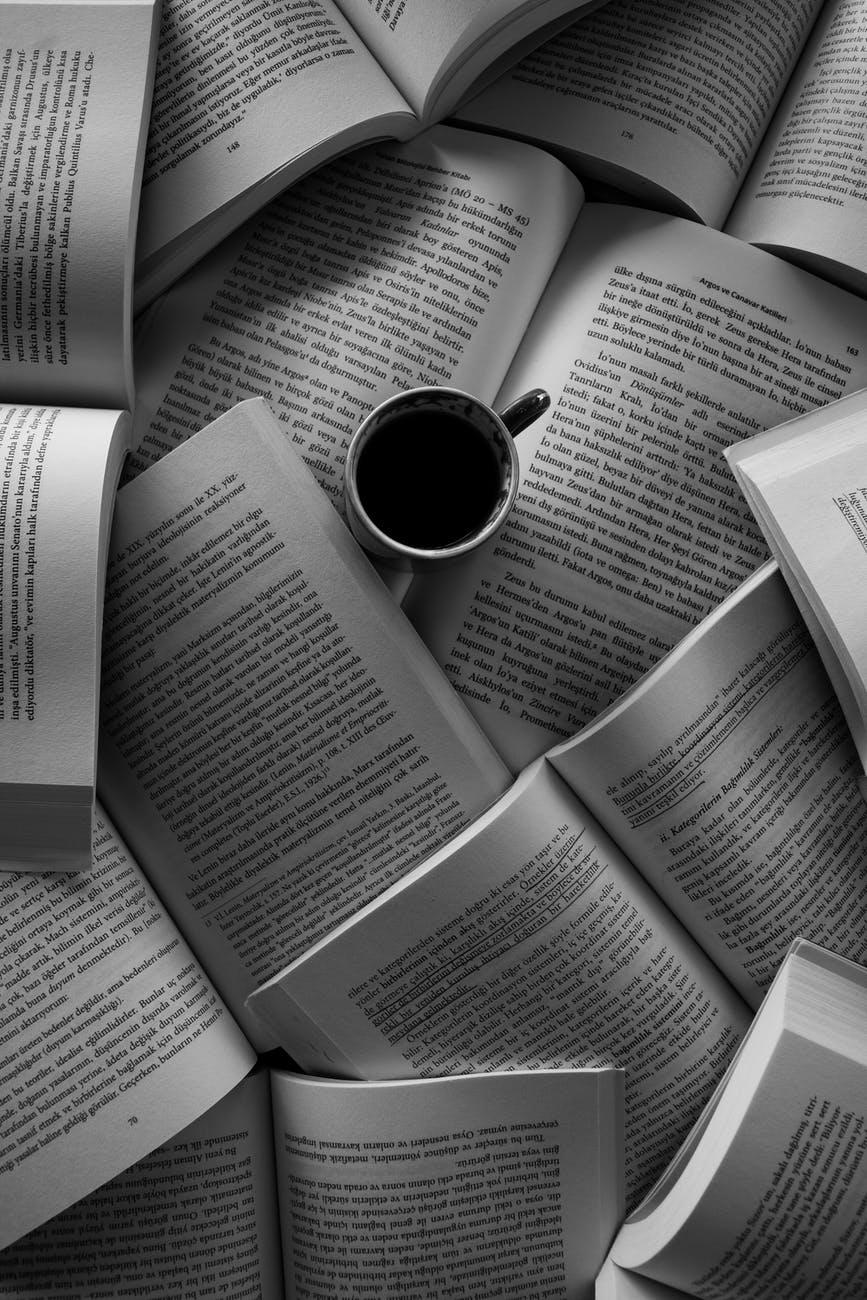 coffee books business book