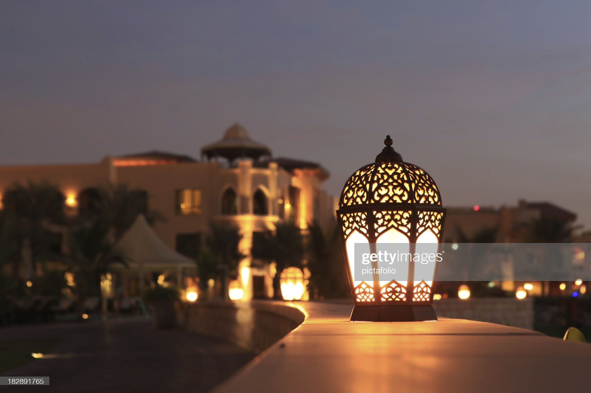 """""""An arabesque lantern lamp Symbol of Ramadan times, also a famous Middle eastern (specially in morocco and Egypt) lighting decoration item..Some copy space was left up to fit greeting or title textMore Similar and Arabia Related.."""""""